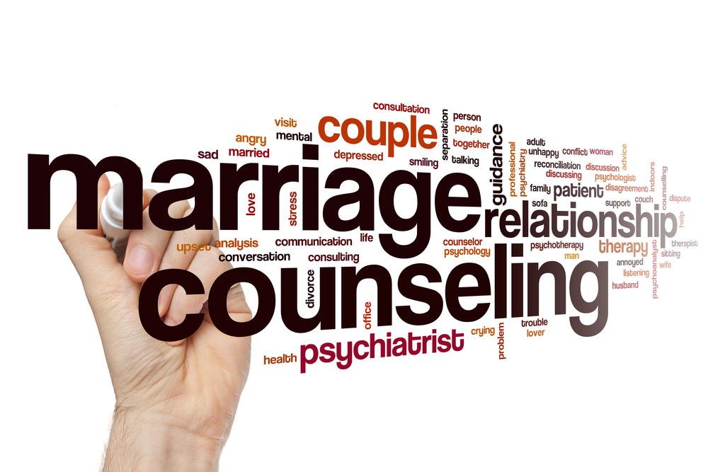 does marriage counselling work