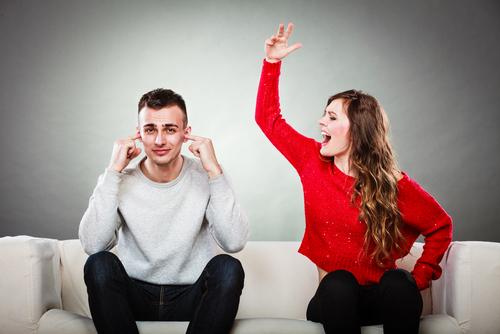 avoidance in relationships